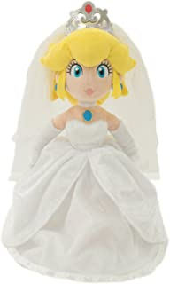 Super Mario Odyssey Plush (OD03 Peach Wedding Style)