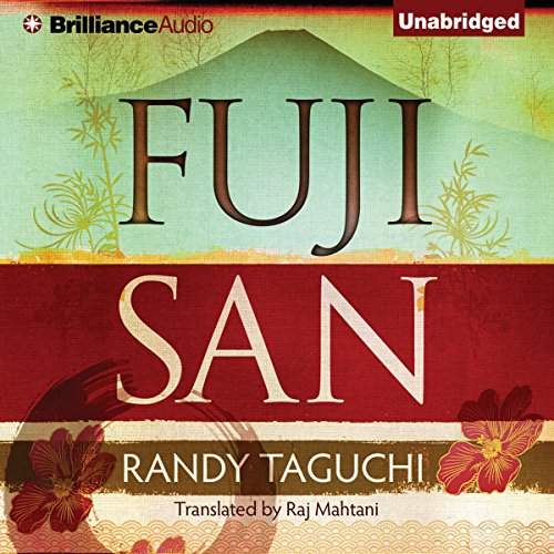 Fujisan audiobook cover art