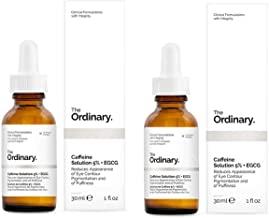 2X The Ordinary' Caffeine Solution 5% + EGCG' 30ml,