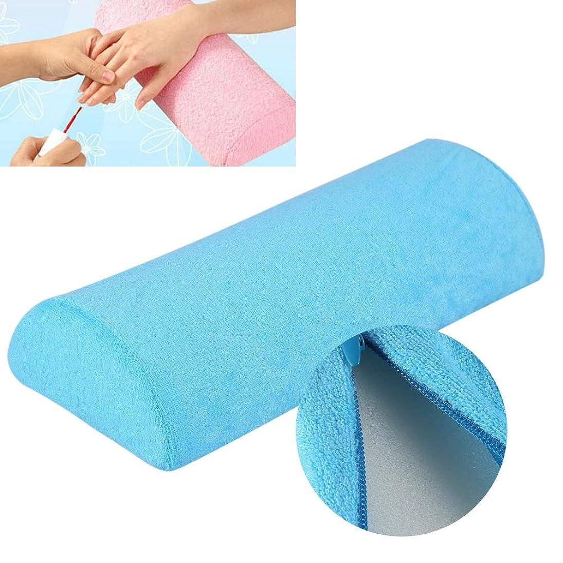 メンテナンス悪い耐えられないdootiネイル用アームレスト 取り外し可能 洗える ハンドレストクッション ネイル ハンドクッション 10色 (09)