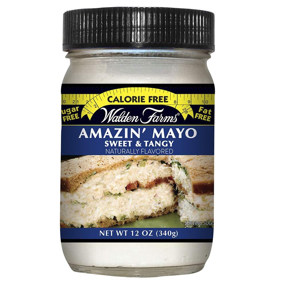 Walden Farms Mayo Sugar Fat Free Calorie Carb Max 83% OFF Max 74% OFF