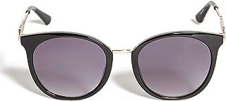 Guess lunettes de soleil GU7645 01B fumée Noire taille 52 mm Femme