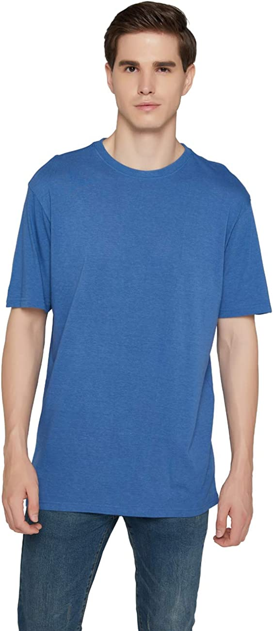 DC Men's Breathable Cotton Viscose Sweat-Absorbing Max 51% OFF Free shipping anywhere in the nation Undershirt Ba
