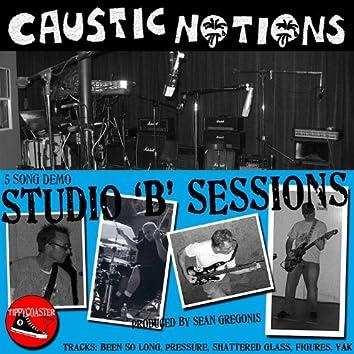 Studio 'b' Sessions