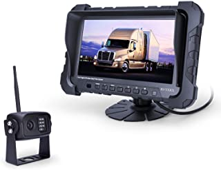 $179 » Sponsored Ad - Digital Wireless Backup Camera System, 720P Reverse Camera Wireless with Infrared Night Vision and Wide Vie...