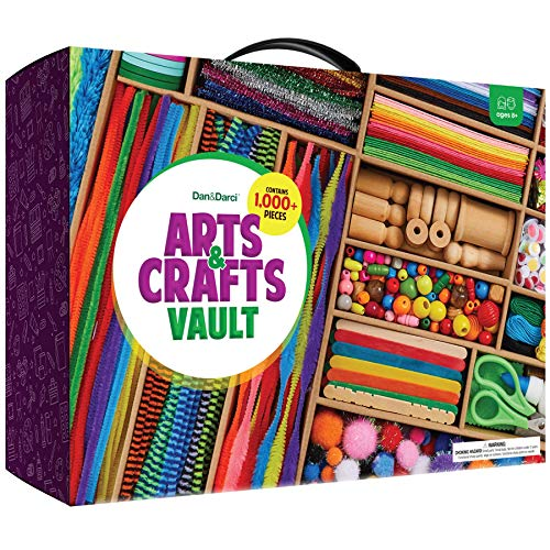 Arts and Crafts Vault - 1000+ Pi...