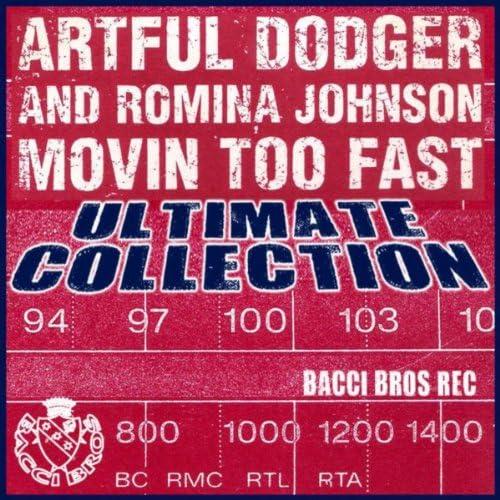Artful Dodger & Romina Johnson