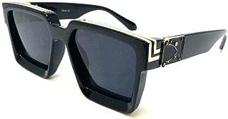 Royale Oversized Thick Square Luxury Sunglasses