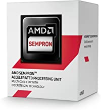 AMD Sempron 3850 Quad-Core APU Kabini Processor 1.3GHz Socket AM1, Retail