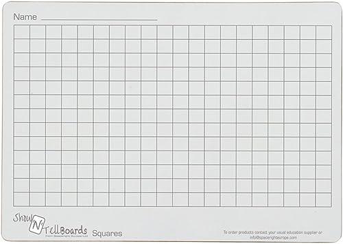 Precio por piso Spaceright Europe 99025 35 Show N Tell Squares - - - Portátil rígido (tamaño A4, 35 Unidades)  buen precio