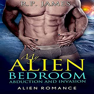 My Alien Bedroom: Abduction and Invasion audiobook cover art
