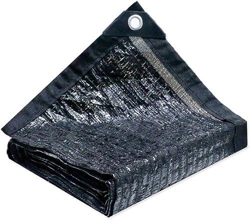 HTT Filet de Prougeection Solaire épaississant tissé Plat pour extérieur de Voiture, 6  8m