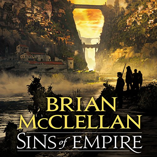Couverture de Sins of Empire