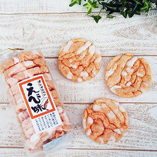 ぽん菓子 (海老味) 10枚 菓子 スイーツ ギフト プレゼント ポン菓子