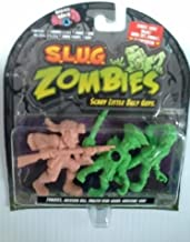 Zombies S.L.U.G. (Slug) Figures 3-Pack (Series 4) Buckskin Bill, English Dead Guard, Gruesome Gabe