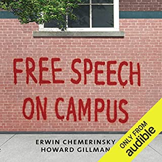 Free Speech on Campus cover art