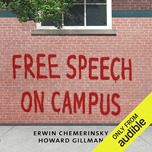 Free Speech on Campus audiobook cover art