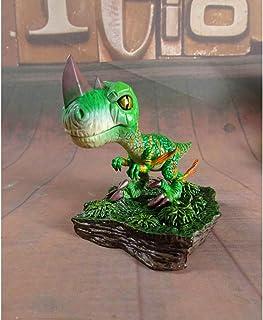 MXD World of Warcraft Figure Baby Raptors Q Version Nendoroid