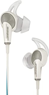 Bose QuietComfort 20 Acoustic Noise Cancelling headphones - Apple devices, White [並行輸入品]