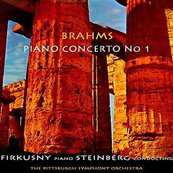 Brahms: Concerto in D Minor Op. 15