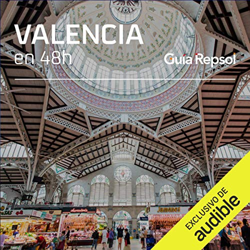 Valencia en 48 horas (Narración en Castellano) [Valencia in 48 Hours]  By  cover art