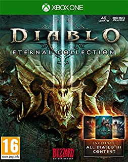 Diablo III Eternal Collection (Xbox One) (B07DGBNNPY) | Amazon price tracker / tracking, Amazon price history charts, Amazon price watches, Amazon price drop alerts