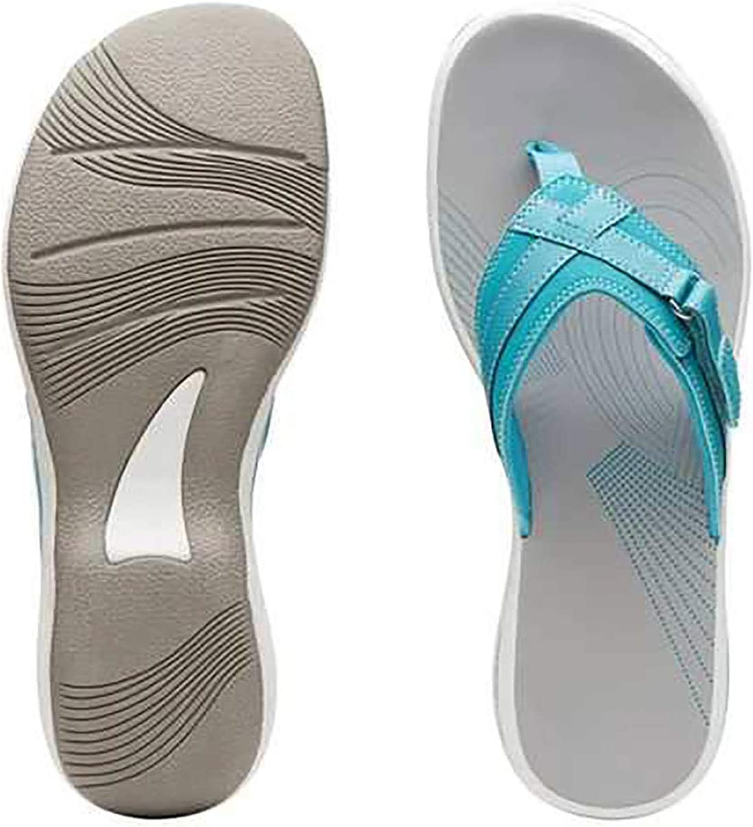 Women's Comfy Oklahoma City Mall Popular overseas Sandals-Indoors Outdoors Breathable Cushioned Inso