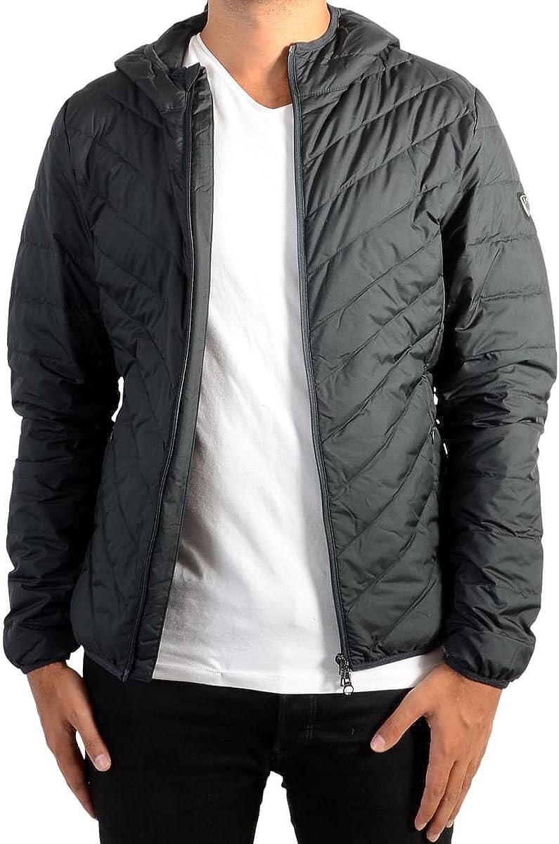 Emporio Armani mens Training Core & Branding Core Shield Light Hoodie