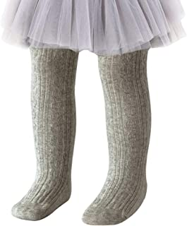 XueXian Pure Colour Socks Baby Girls Kids Seamless Cotton Tights Stockings