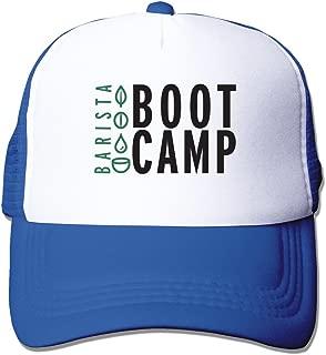 LKSJSADJ Online Barista Course Adjustable Hats Black