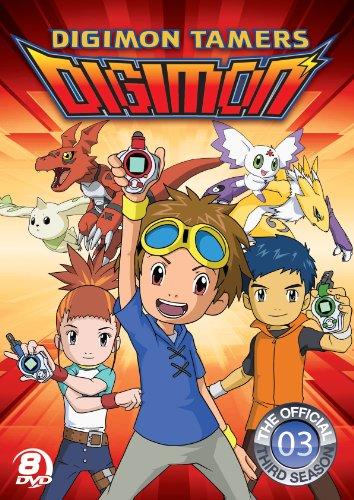 Digimon Tamers: Season 3