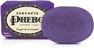 Sabonete Toque de Lavanda, Phebo, Lilás, 90G