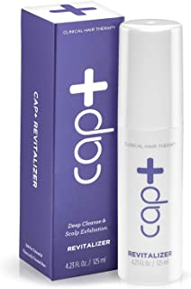 Cap+ Clinical Hair Therapy Revitalizer for use in conjunction with the Capillus low-level light therapy devices