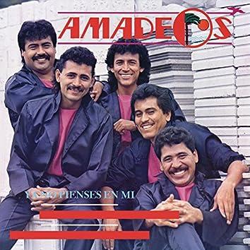 Amadeos (Ya No Pienses en Mí)