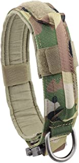 Best army dog collars Reviews