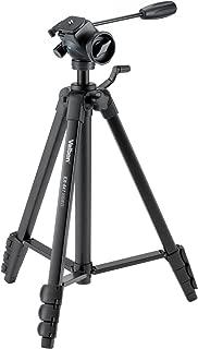 Velbon ビデオ用三脚 EX-447 VIDEO 4段 レバーロック 脚径20mm 小型 フリュード雲台 クイックシュー対応 アルミ脚 301468