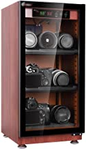خزانة إلكترونية جافة , صندوق مزيل الرطوبة لتخزين عدسات الكاميرا اللاسلكية , إضاءة LED , بدون ضوضاء ومنخفضة الطاقة , حبيبات...