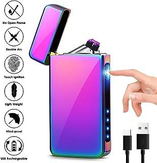 KIMILAR Mechero Eléctrico, Encendedor Eléctrico USB