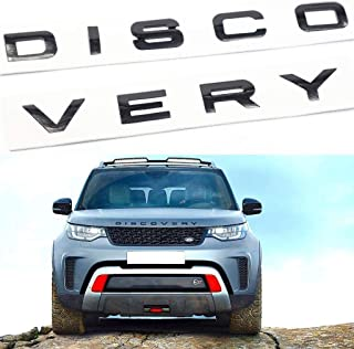 land rover discovery 3 badges