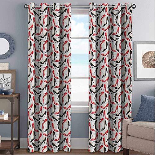 cortina opaca negra fabricante Annery