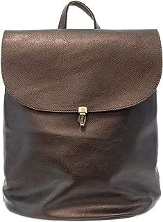 Women's Colette Backpack Bronze Synthetichandbags
