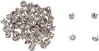 10 x 10 mm 100 rivetti cavi F Season fusto a doppia testa tonda