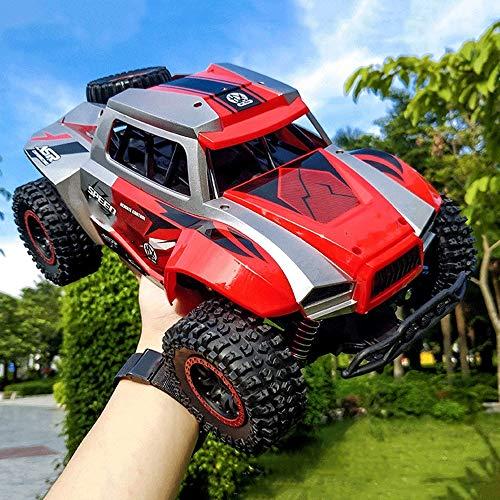 Lotees Camiones todoterreno RC RC Car 01:14 35 kmh alta velocidad coche teledirigido RC Monster Truck for adultos de los 2.4GH radio control Carreras Off-Road Vehículos Camiones Buggy regalos electrón