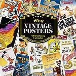 Disney Vintage Posters Official 2019 Calendar - Square Wall Calendar Format de Disney Vintage Posters