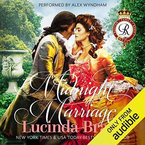 Midnight Marriage: A Georgian Historical Romance cover art