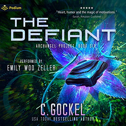 The Defiant cover art
