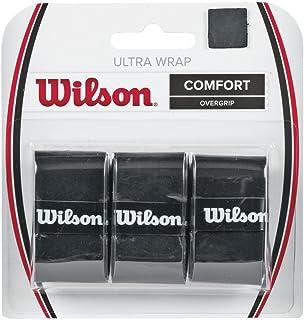 Wilson Ultra Wrap Tennis Racket Over Grip, 3 Pieces