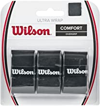 Wilson Ultra Wrap Tennis Racket Over Grip, 3 Pieces