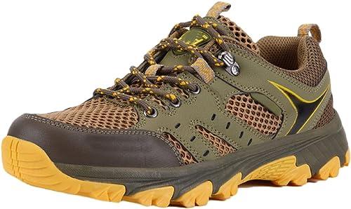 snfgoij Ladies Schnell Trocknende Mesh Sportschuhe Slip on Water Schuhe Atmungsaktiv Breathable Wandernde Turnschuhe Im Freien