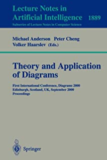 Theory and Application of Diagrams: First International Conference, Diagrams 2000, Edinburgh, Scotland, UK, September 1-3, 2000 Proceedings (Lecture Notes in Computer Science)